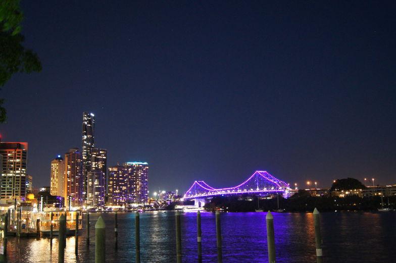 australien brisbane story bridge