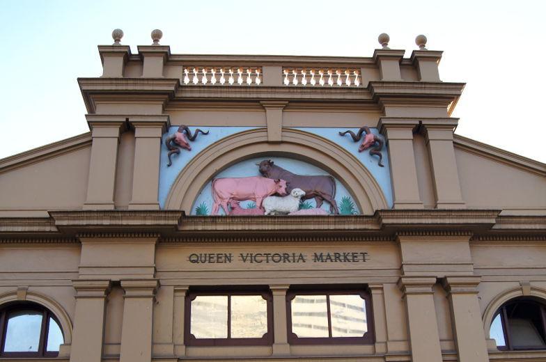 Sehenswuerdigkeiten und Tipps Queen Victoria Market Melbourne