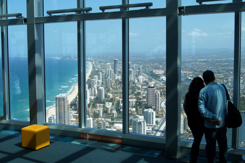 Surfers Paradise Tipps Aussichtsplattform Number One Tower
