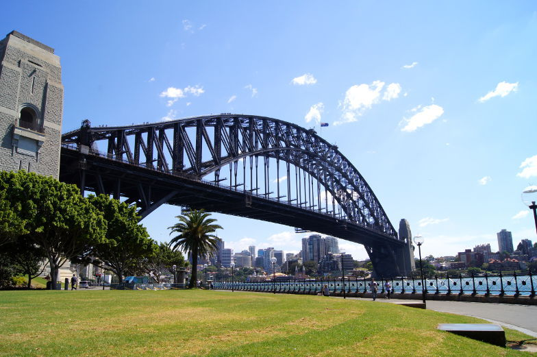 Harbour Bridge Sehenswuerdigkeiten Sydney