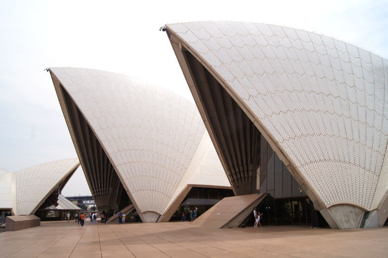 Opera House Sehenswuerdigkeiten Sydney