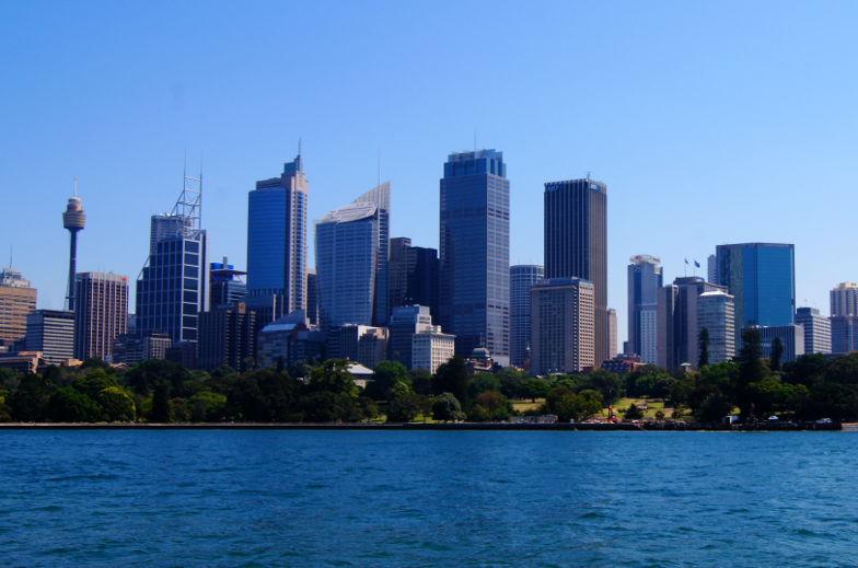 Tipp bester Ausblick auf die Skyline von Sydney