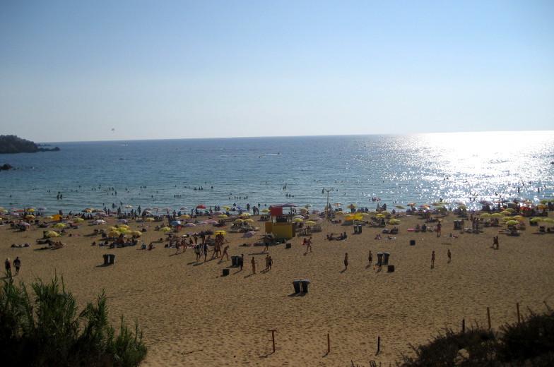 malta golden bay strand