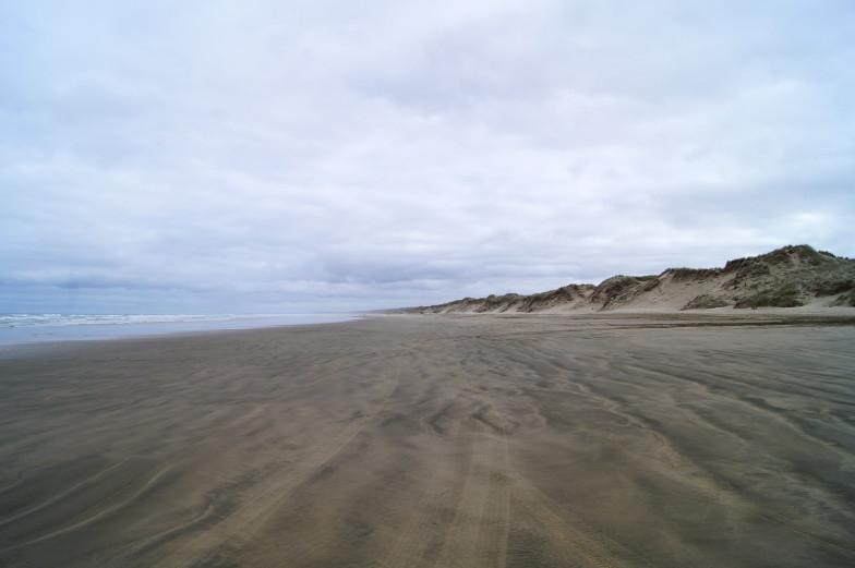 neuseeland ninety miles beach
