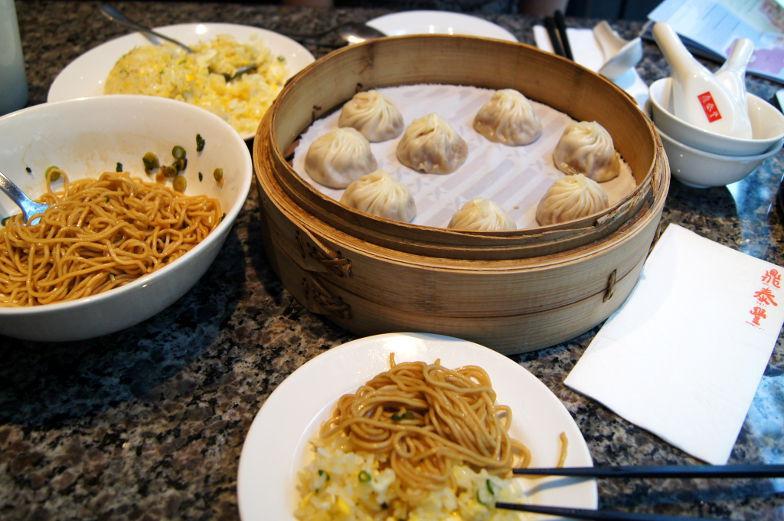 Singapur Essen Tipps Dumplings Din Tai Fung