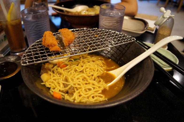 Singapur Essen Tipps Ramen