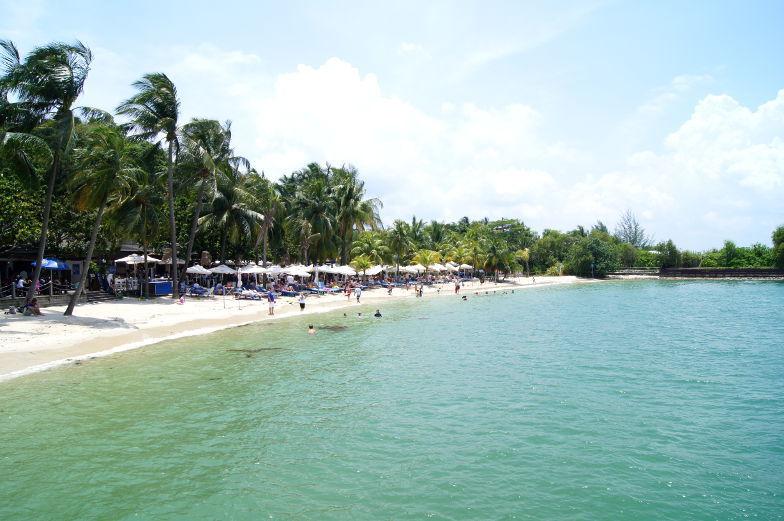 Singapur Sentosa Island Sehenswuerdigkeiten