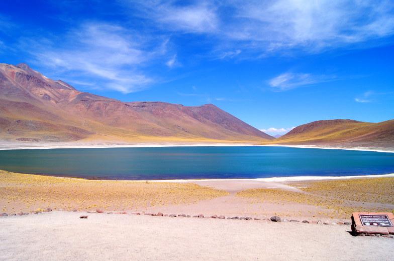 Weltreiseziele Chile