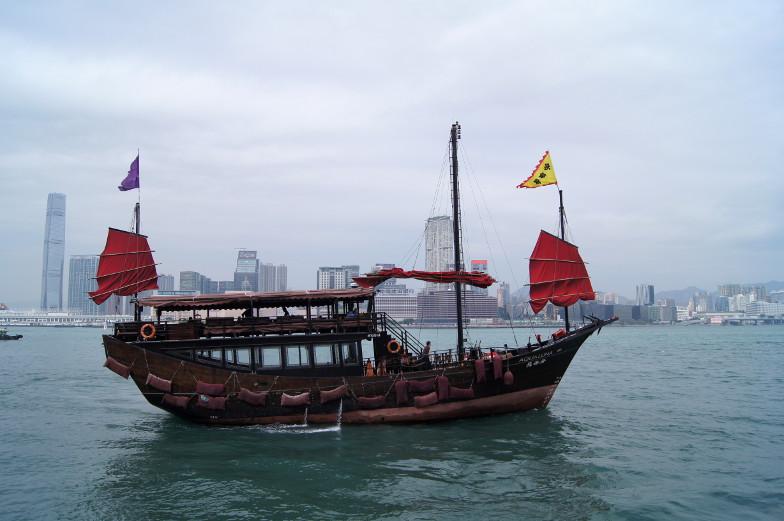 Weltreiseziele Hongkong