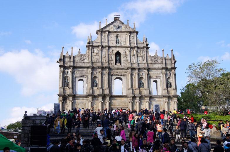 Weltreiseziele Macau