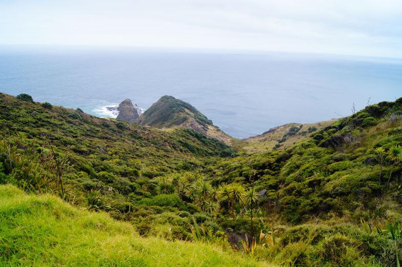 Weltreiseziele Neuseeland