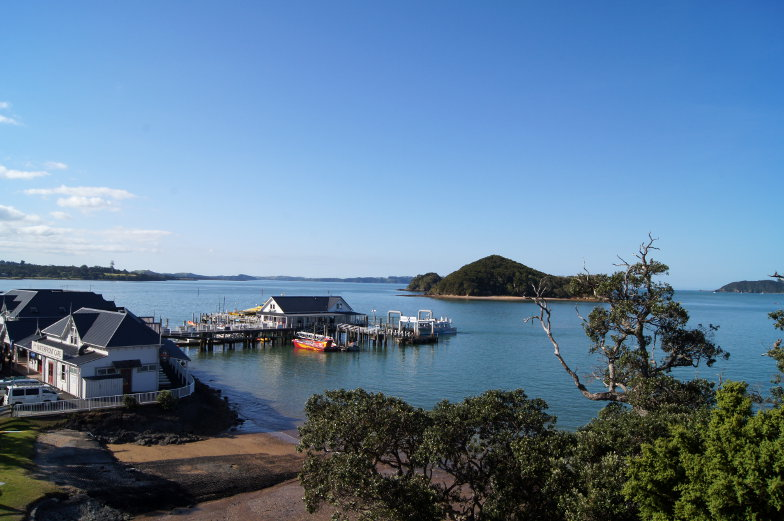 Paihia ist guter Ausgangspunkt für Bay of Islands Ausflüge