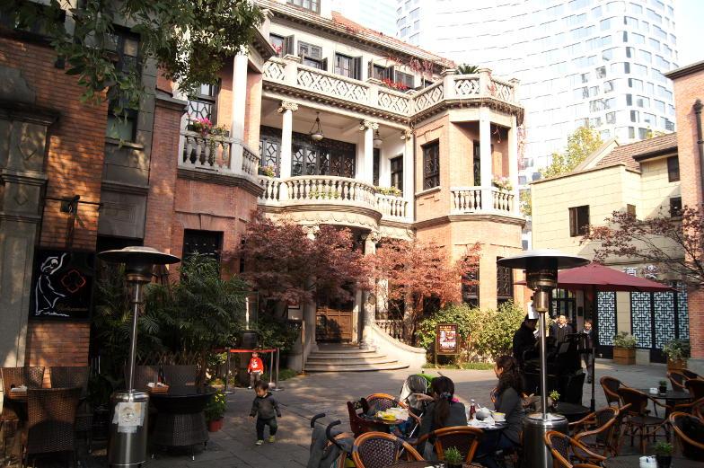 Shanghai Sehenswuerdigkeiten und Tipps franzoeisches Viertel