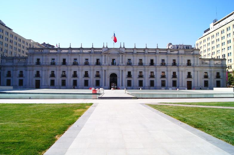 La Moneda Santiago de Chile