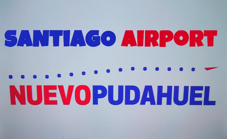 Santiago Airport Nuevo Pudahuel