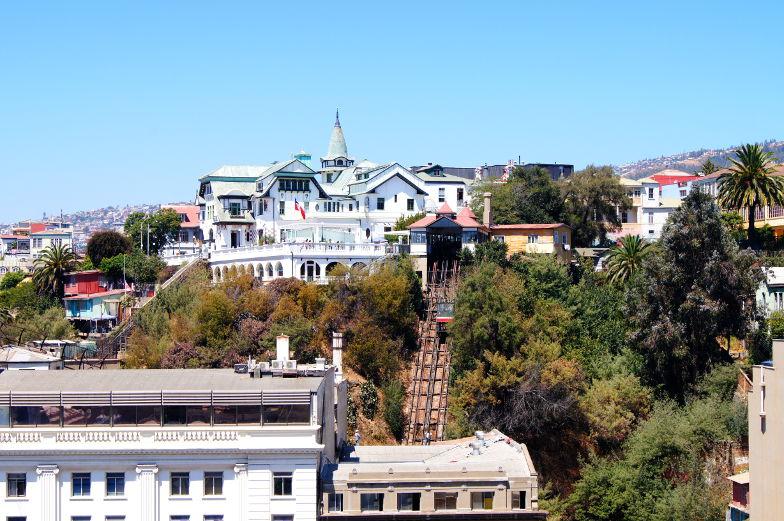 Aussichtsplattform Valparaiso