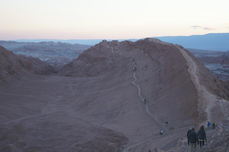 Mache einen Duenen Ausflug in der Atacama Wueste