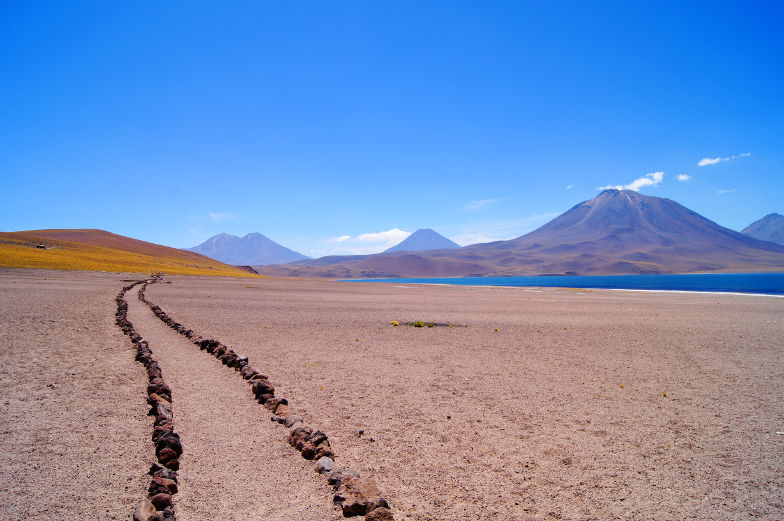 Altiplanic Lagunen beste Tour in der Atacama Wueste