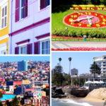 Valparaiso und Vina del Mar – so nah und doch so fern