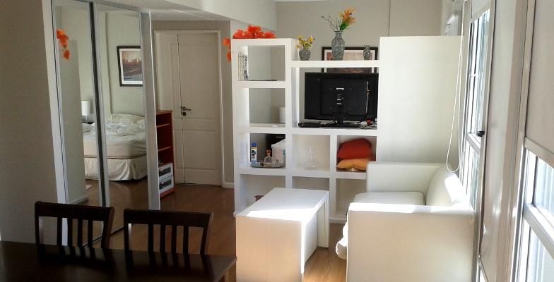 Unterkunft auf einer Weltreise kann auch ein Apartment sein