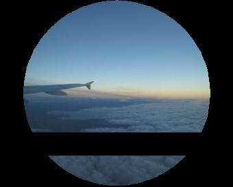 Mit diesen Flugtickets: Round-the-World, Gabelflug oder One-Way Ticket kannst du die Welt umrunden