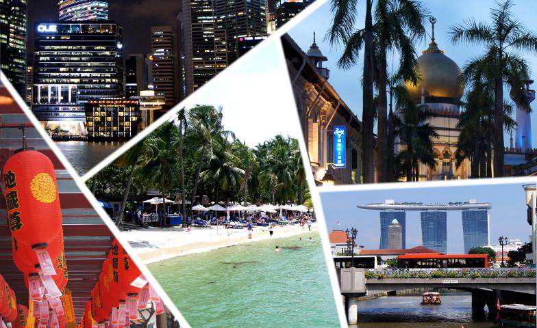 In Singapur kann man einiges erleben