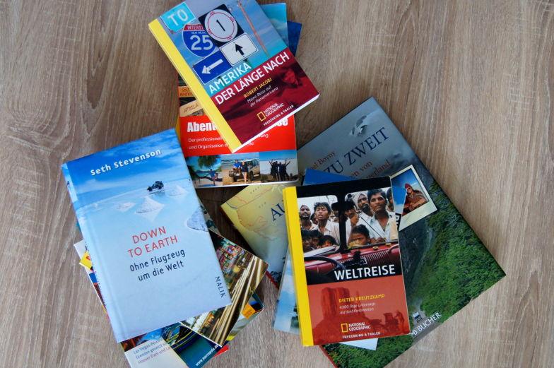 Die besten Reisebücher 2020 - Hol dir Tipps und Inspiration für deine Weltreise