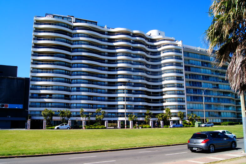 Architektur Montevideo Sehenswuerdigkeiten