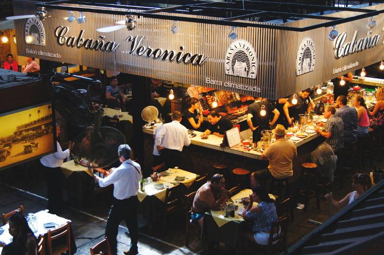 Restauranttipp Puerto Mercado Montevideo