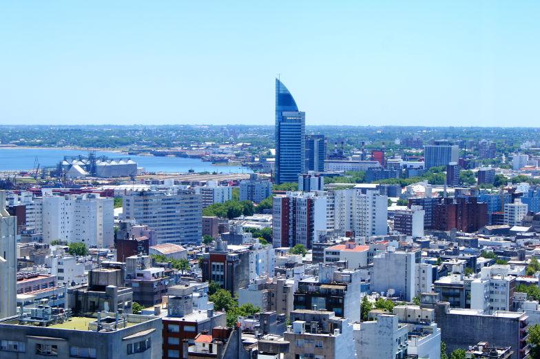 Hoechstes Gebaeude in Uruguay