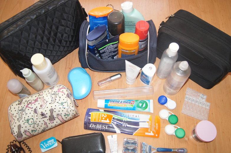 Was muss ich bei einer Weltreise in die Waschtasche einpacken