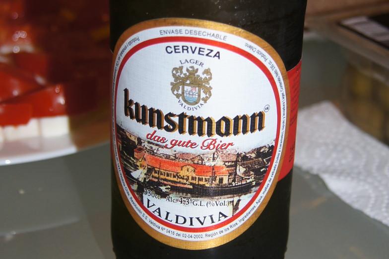 Es gibt in Chile mehrere Brauereien