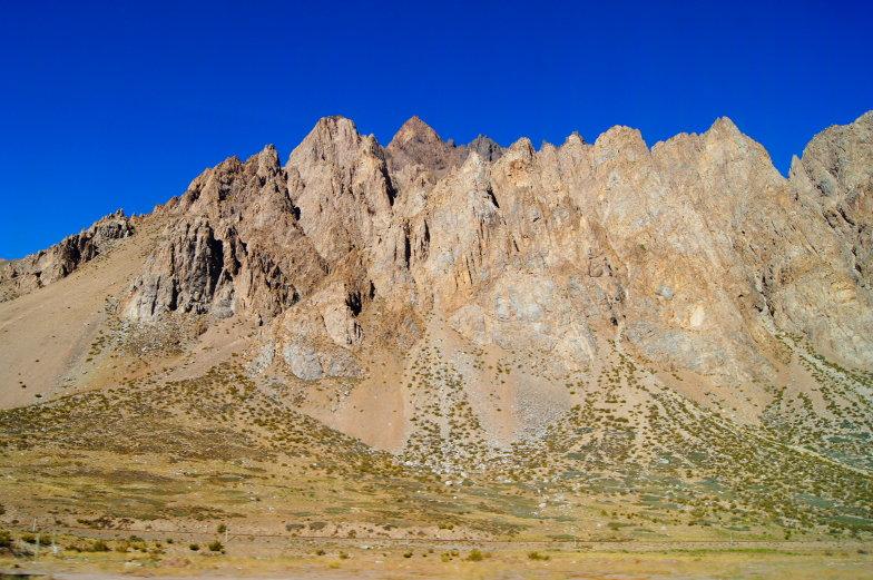 Faszinierende Busfahrt von Santiago nach Mendoza