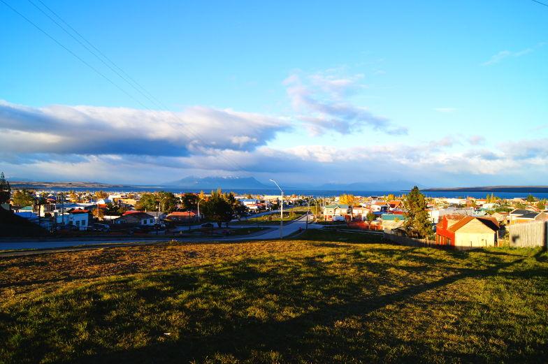 Gemuetlicher und ruhiger Ort Puerto Natales