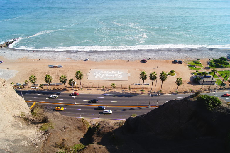Ausflugstipp Stadtstrand in Lima Miraflores
