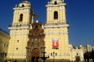 Ausflugstipp Iglesia de San Francisco in Lima