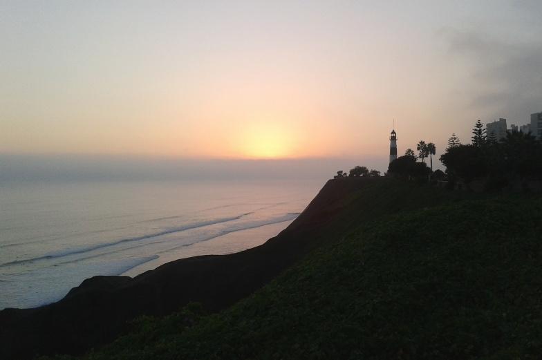 Tipp besuche den Leuchtturm in Miraflores Lima