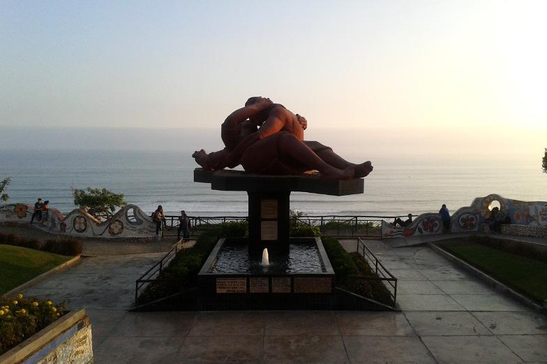 El Parque del Amor Miraflores Lima