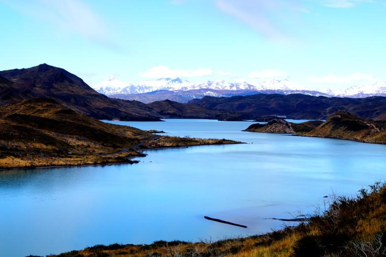 See des Nordenskjöld Torres del Paine Nationalpark