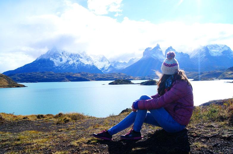 Highlicht auf der Torres del Paine Tour