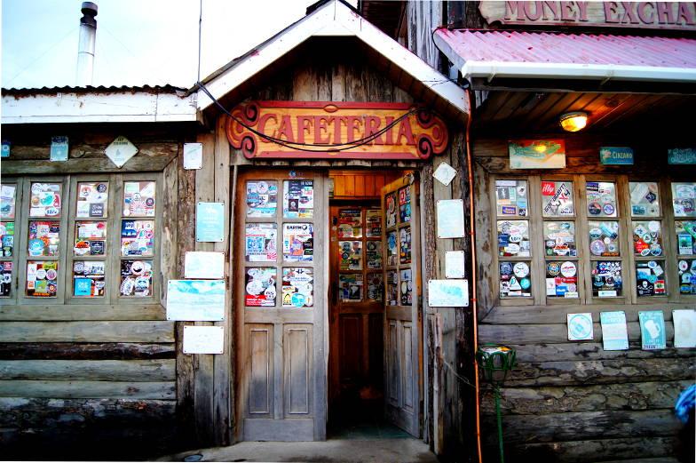 Erster Stopp der Torres del Paine Tour