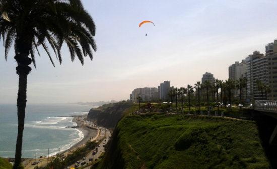 Miraflores ist eine sehenswertes Ortsteil von Lima