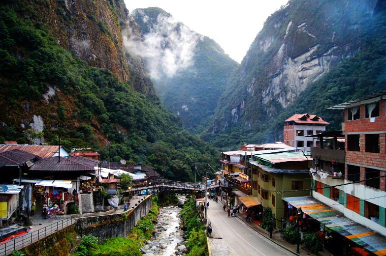 Besuche in Aguas Calientes das Machu Picchu Museum oder die heßen Quellen