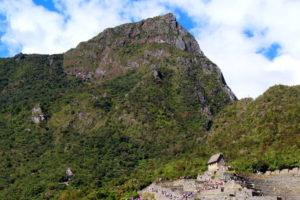Erklimme auf deinem Machu Picchu Ausflug den Montana Berg
