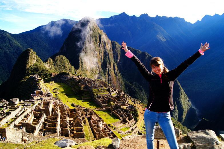 Der Besuch der Machu Picchu Stadt ist ein unvergessliches Erlebnis