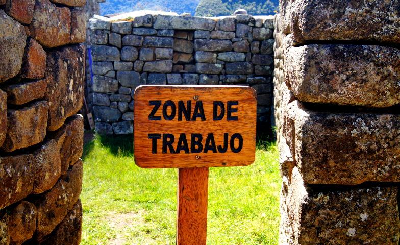 Machu Picchu Regeln und Aenderung der Einlasszeiten