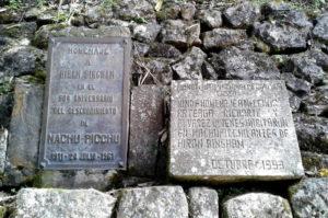 Hirham Bingham Wiederentdecker von Machu Picchu