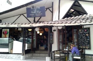 Leckere Pizza in Aguas Calientes Essenstipp Machu Picchu