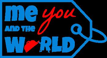 Weltreise Blog Logo meyouandtheworld