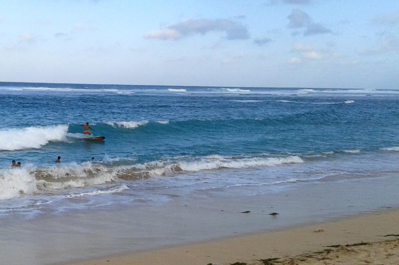 Auf Bali gibt es viele Surfspots